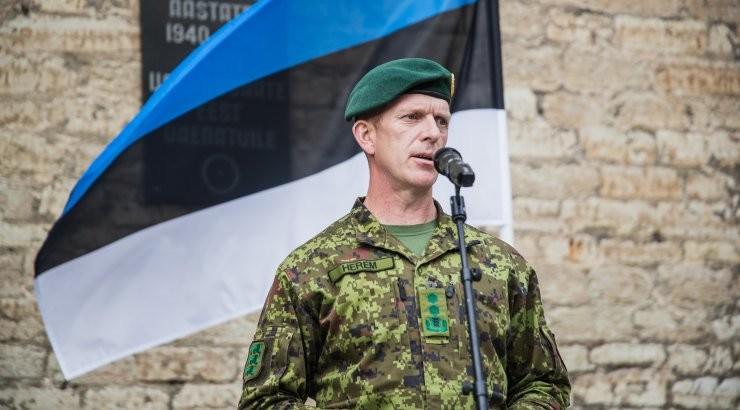 Херем: расходы Эстонии на оборону должны составлять 6,5% ВВП
