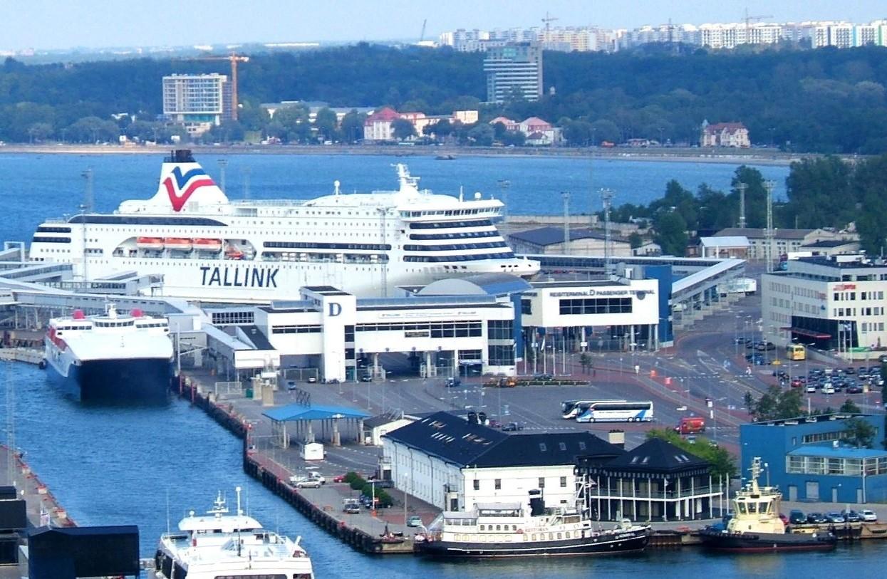 Таллинский порт объявляет публичный конкурс на название для строящегося моста