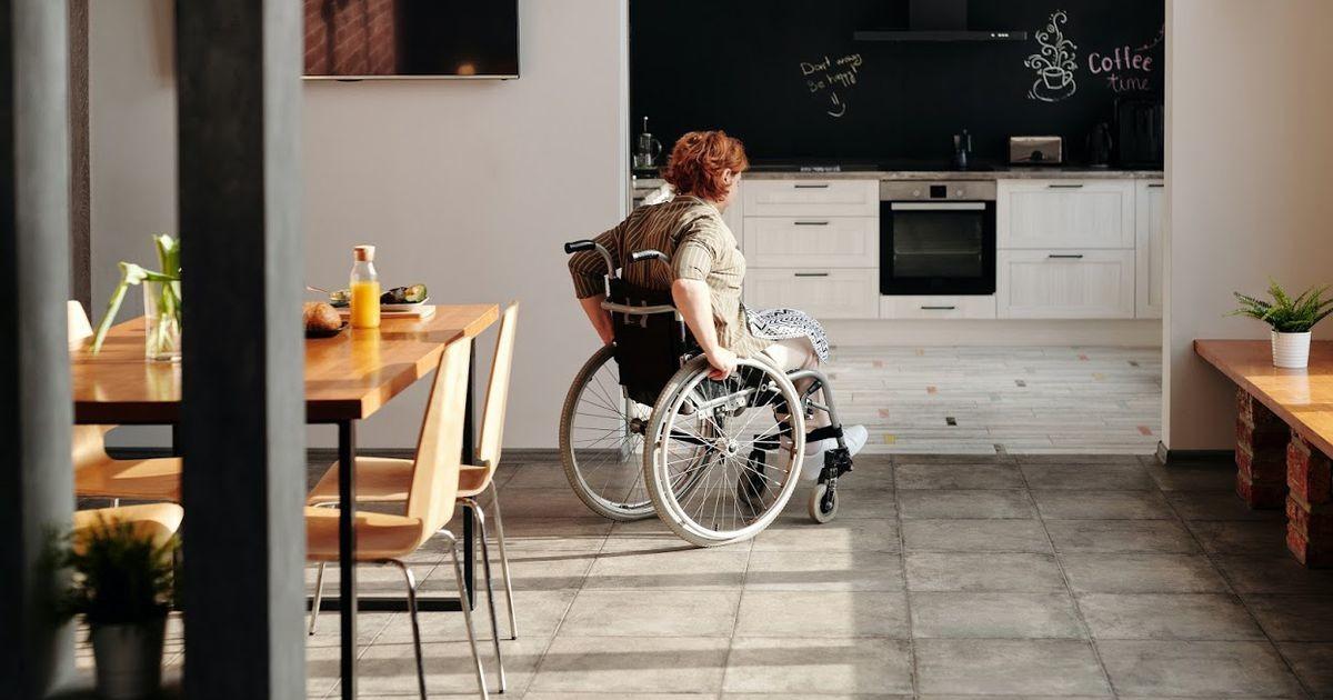 Как сделать комфортным жилье для человека с ограниченными физическими возможностями?