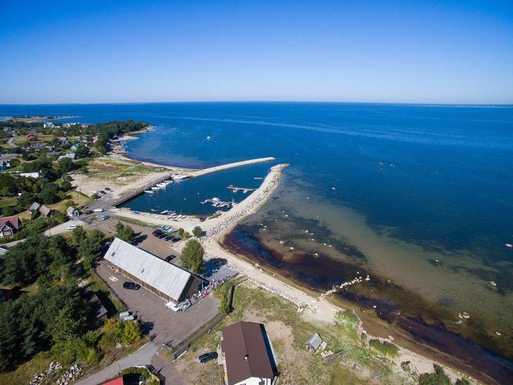 Ресторан Ruhe запускает серию вечеринок на берегу моря — из Таллинна будет организован трансфер
