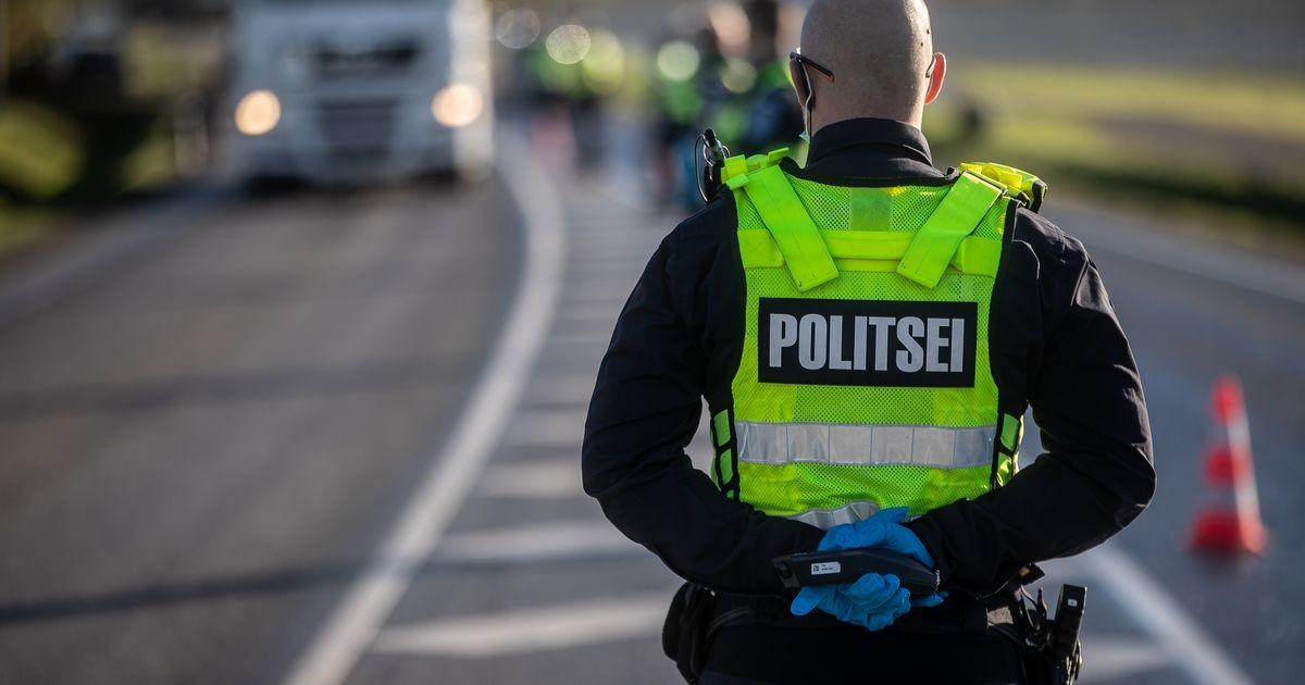 За минувшие сутки на дорогах Эстонии задержали 15 нетрезвых водителей