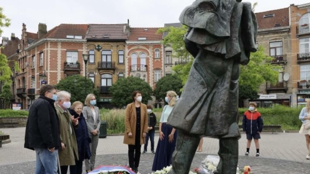 Потомки Пушкина и соотечественники в Бельгии отметили день рождения поэта