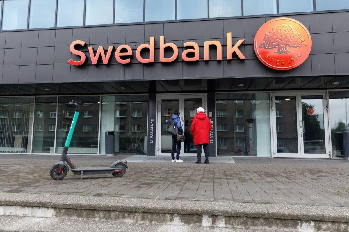 Результаты Swedbank превзошли ожидания аналитиков