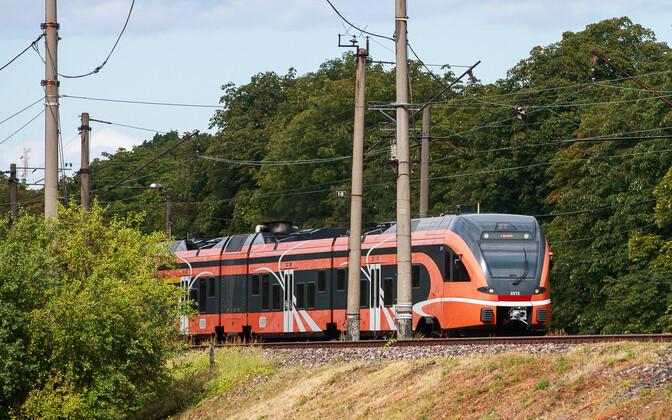 Купленный на сайте Elron билет может оказаться недействительным в некоторых поездах