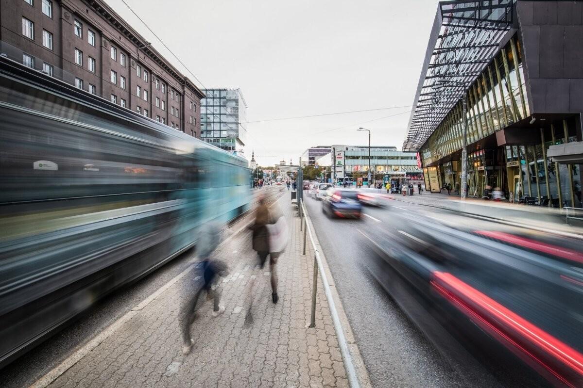 КАРТА   В связи с ремонтом улицы Поска на неделю прекращается движение трамваев по маршруту номер 3