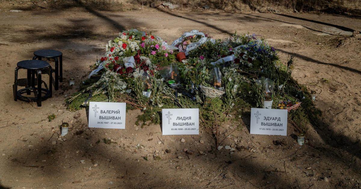 Вся таллиннская семья умерла от коронавируса