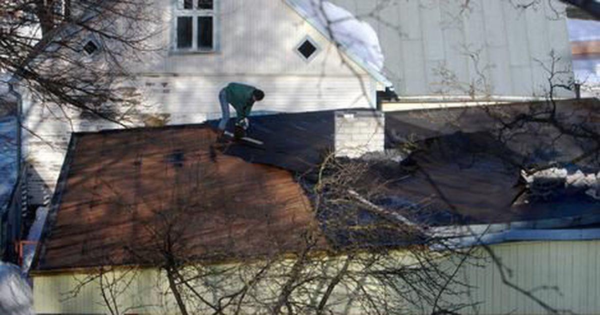 Кто компенсирует ремонт крыши многоквартирного дома, сорванной штормом?