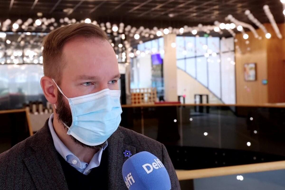 ВИДЕО | Начальник кризисного штаба Департамента здоровья: кажется, что через пару недель мы будем в такой же плачевной ситуации, как и Латвия