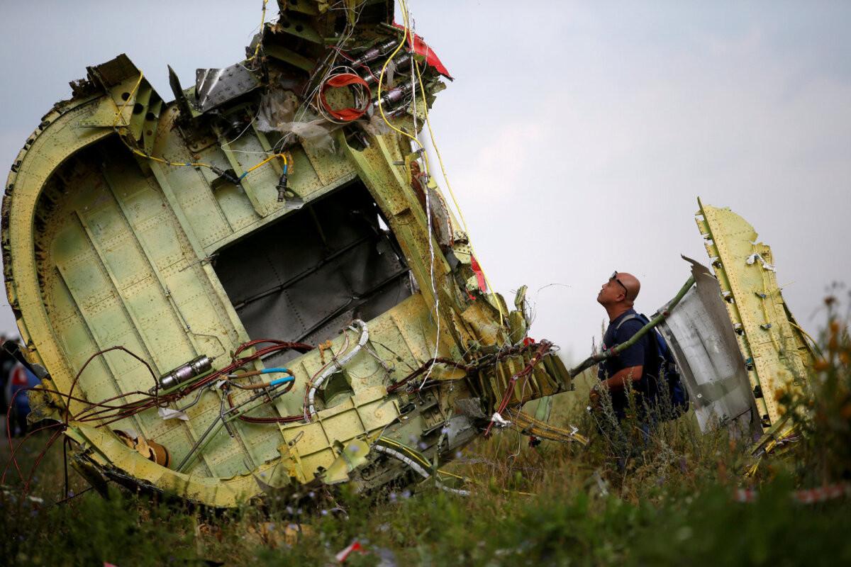 Дело о сбитом MH17 начали разбирать в суде по существу