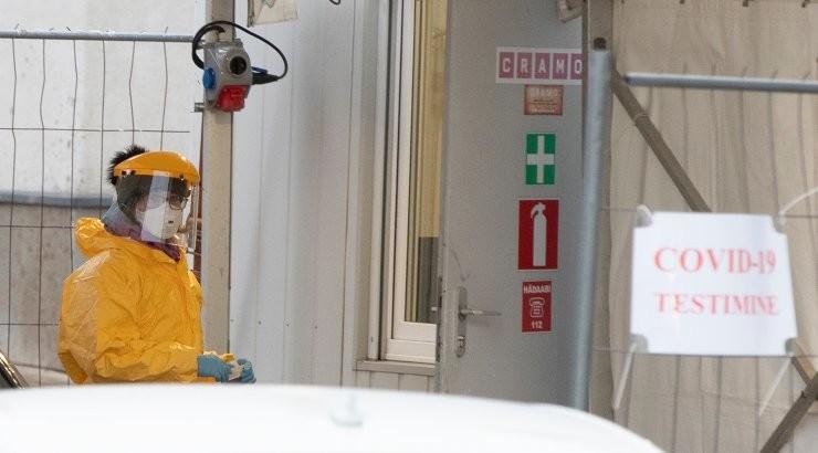 За сутки в Эстонии выявлено 829 случаев заражения коронавирусом