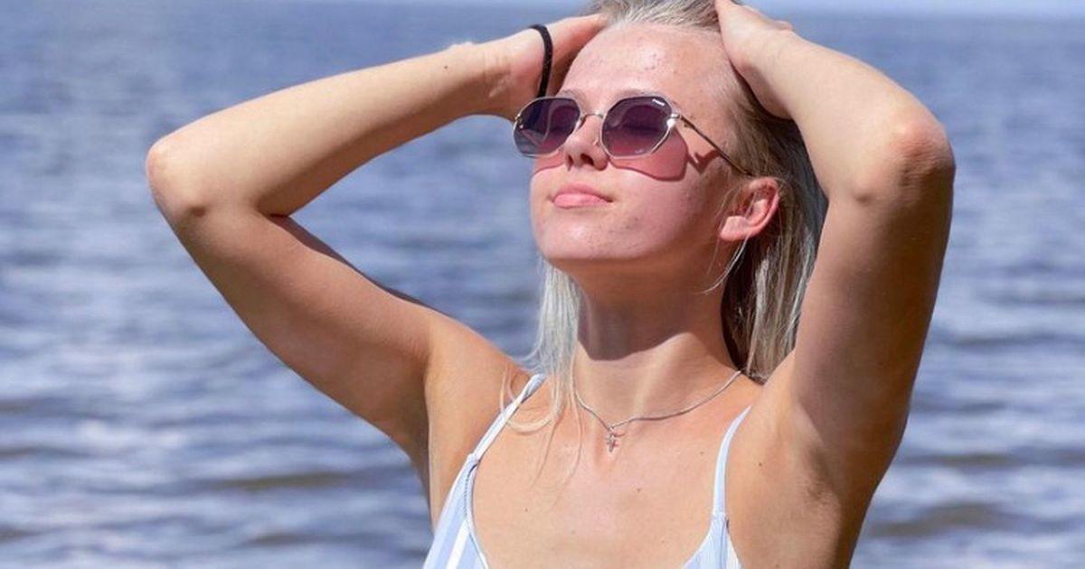 19-летняя эстонская блогер София Матвеев ответила мужчинам, которым не нравится маленькая женская грудь
