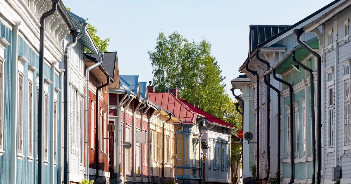 Маленькие финские города привлекают новых жителей с помощью бесплатного жилья