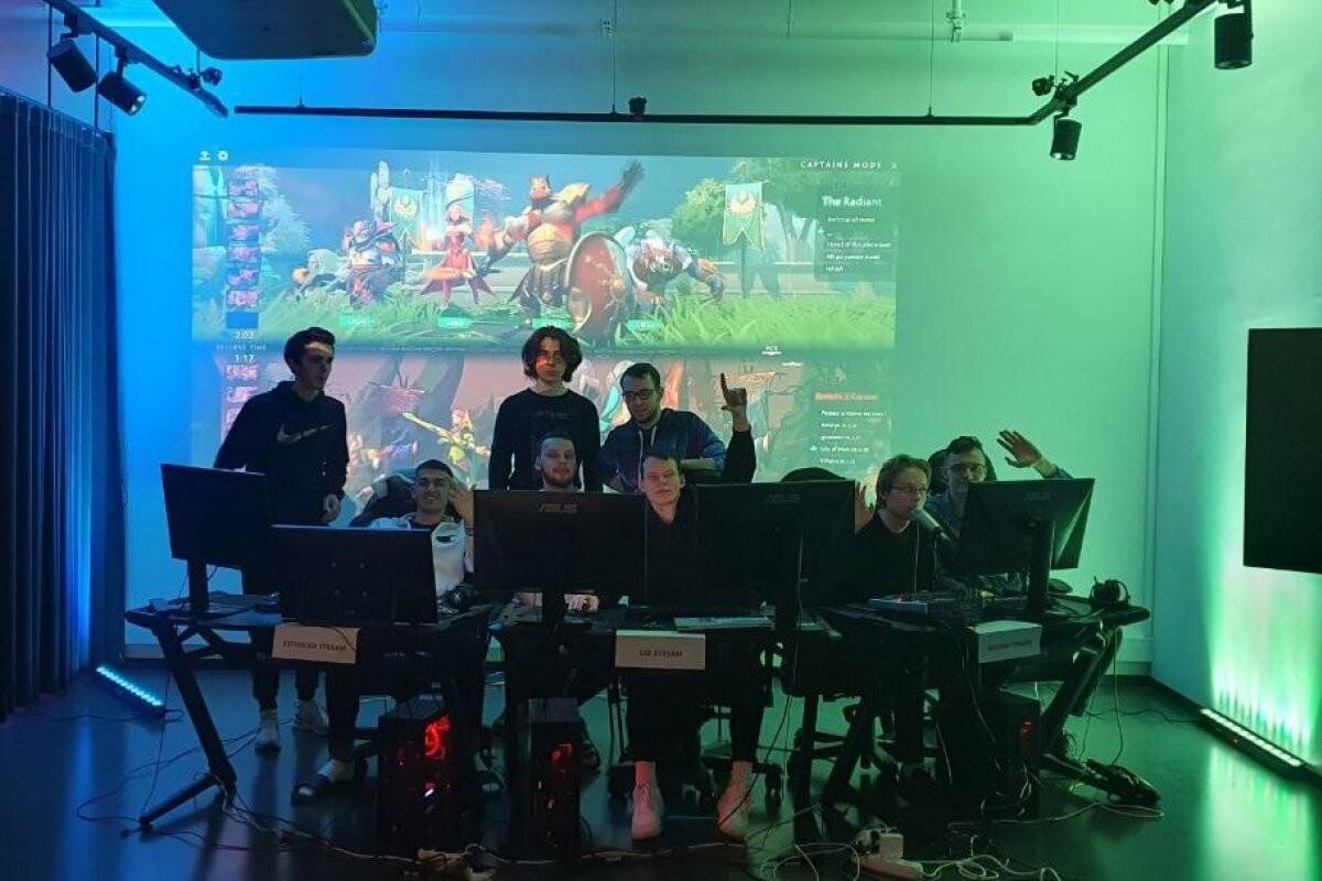 Команда из Эстонии стала чемпионом международного турнира по Dota 2