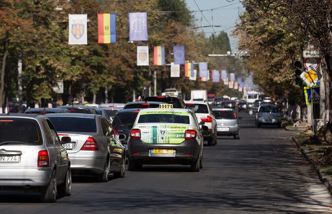"""Молдова обратилась за помощью к ЕС из-за сокращения поставок """"Газпромом"""""""