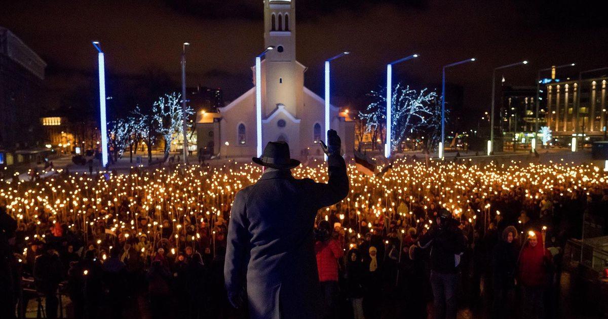 EKRE проведет факельное шествие