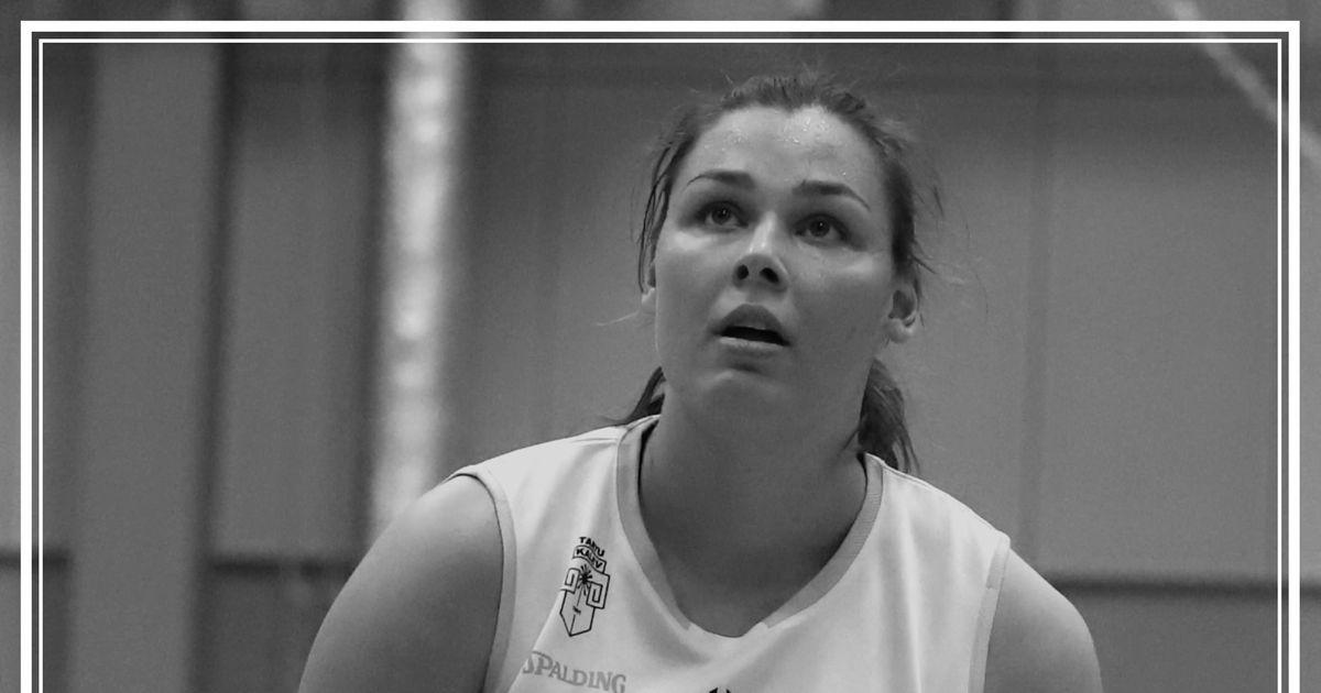 Под колесами поезда погибла 21-летняя эстонская баскетболистка