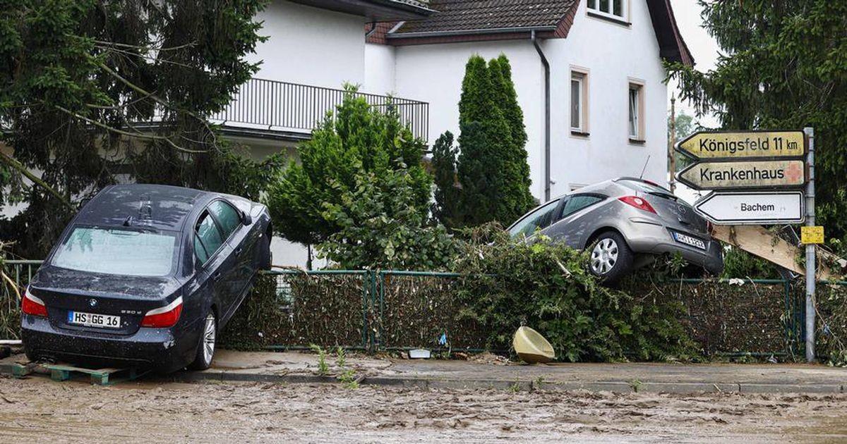 Немецкие футболисты помогут пострадавшим от наводнений