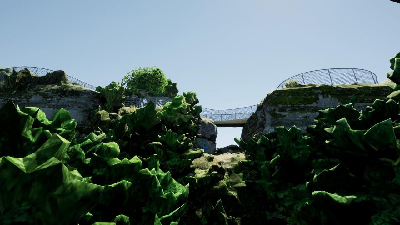 На глинте Маарьямяэ в Ласнамяэ появится мост со смотровой платформой