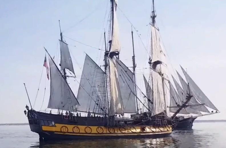 Программа второго дня (17 июля) грандиозного морского праздника Sail Tallinn
