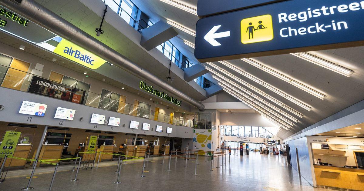 В Таллиннском аэропорту у пассажира изъяли боевой патрон, но все же пустили на самолет