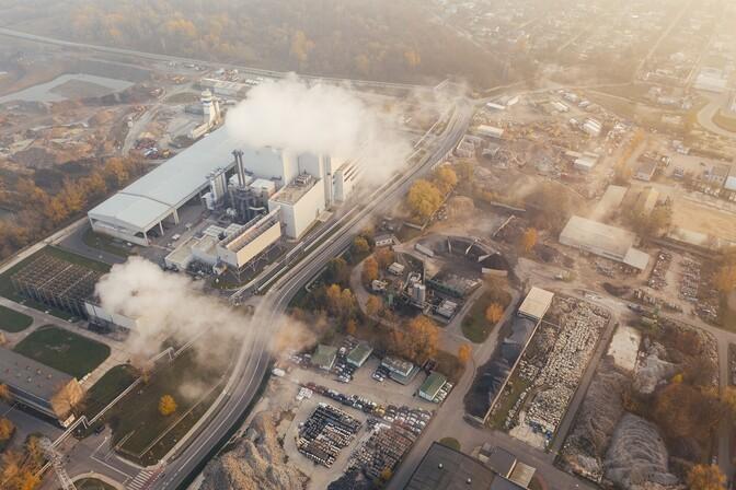 США и Евросоюз планируют сократить выбросы метана на 30%