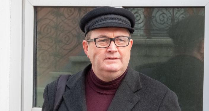 В Эстонии сообщили об аресте спецслужбами правозащитника Сергея Середенко