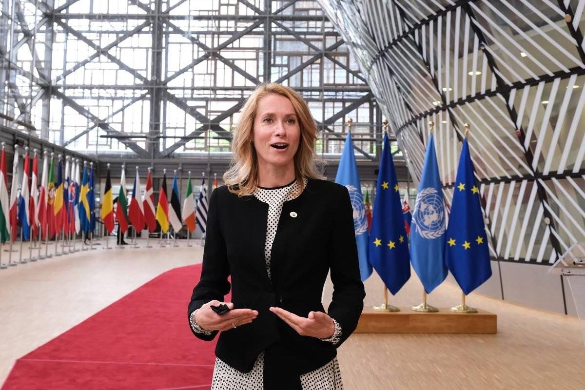 Каллас: сейчас неподходящее время для восстановления общения с Россией на высоком уровне