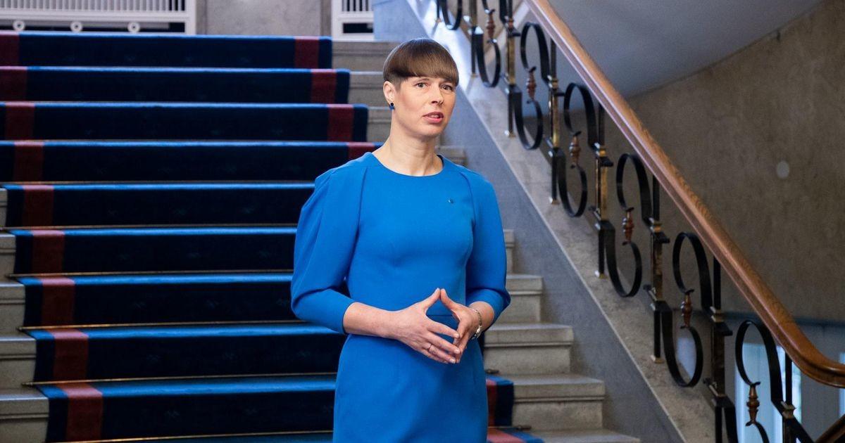 Эстонский бренд IRIS JANVIER показал, какие платья у них покупала сама Керсти Кальюлайд