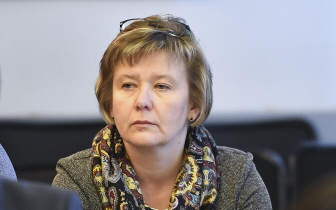 Татьяна Стольфат разочарована решением Катри Райк идти на выборы по своему списку