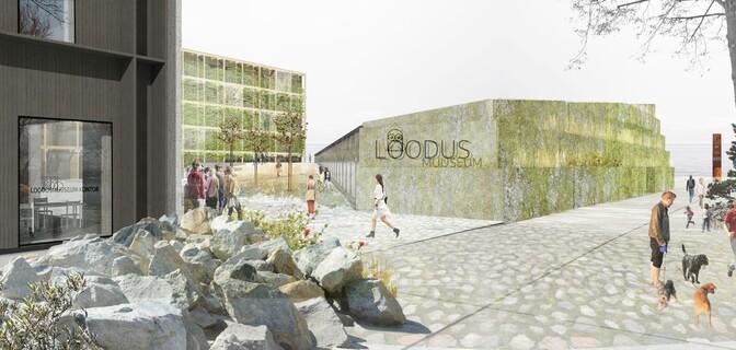 Экодом для министерства и музея природы рядом с Летной гаванью будет готов к 2024 году