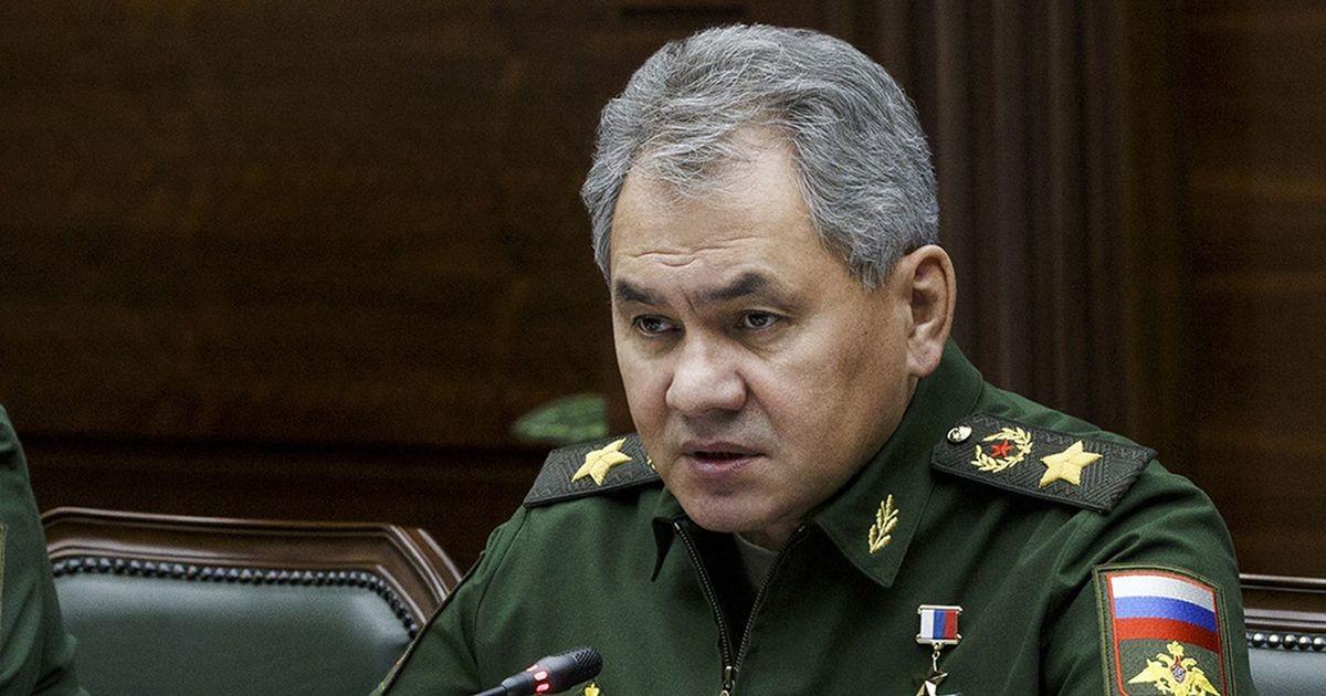 Министр обороны России вызван к следователю Службы безопасности Украины