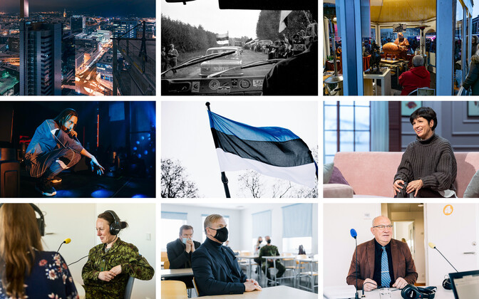 "Эфир ""Радио 4"" 24 февраля: министр обороны, Тауно Кангро, Анна Леванди и феномен Теллискиви"