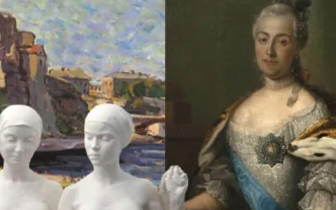 """В Нарвском музее открывается постоянная экспозиция """"Жизнь или карма? Истории Нарвы"""""""