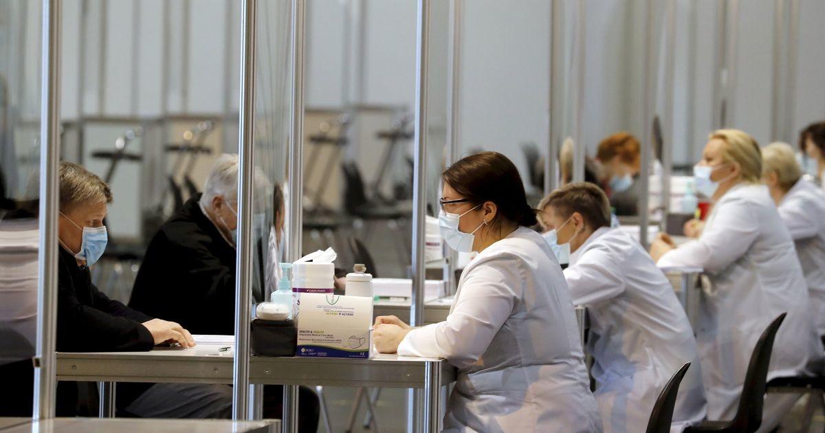 В Латвии за месяц число новых случаев Covid-19 сократилось на 60%