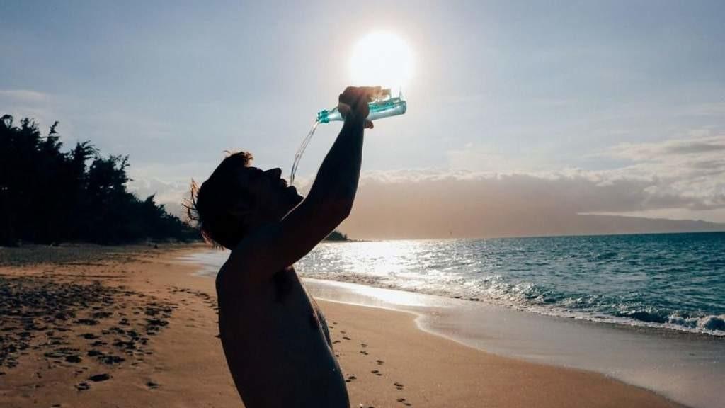 С понедельника длившаяся месяц жара берет две недели отпуска