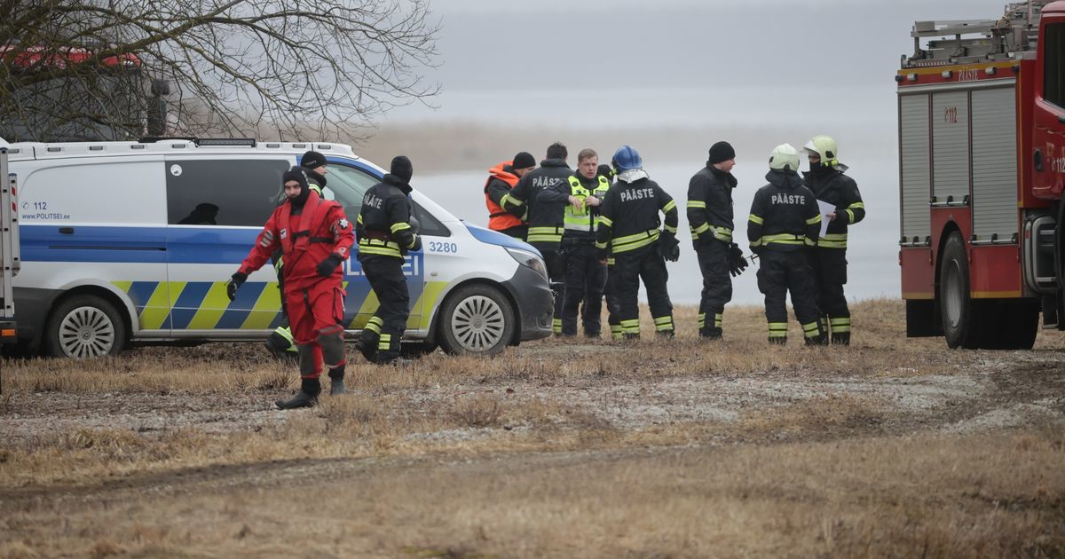На берегу озера Юлемисте развернута поисково-спасательная операция