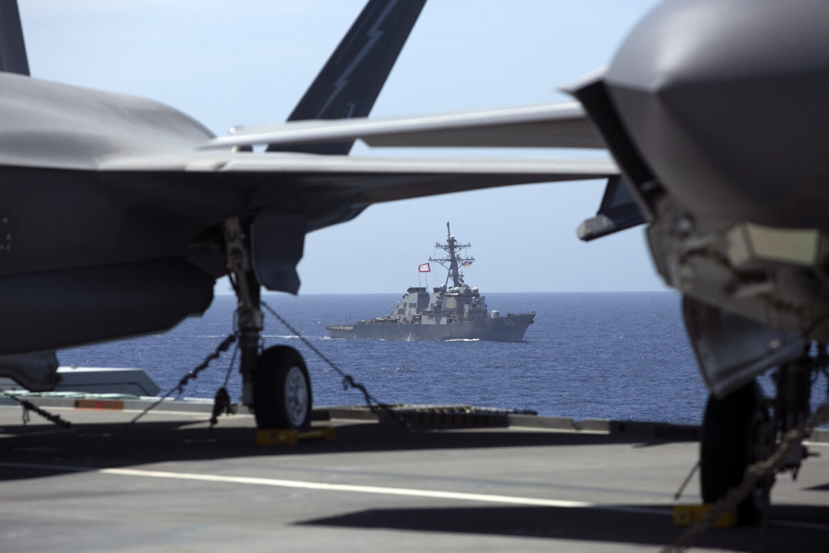 Роботы и кибервойна: НАТО готовится сдерживать Путина у Черного моря