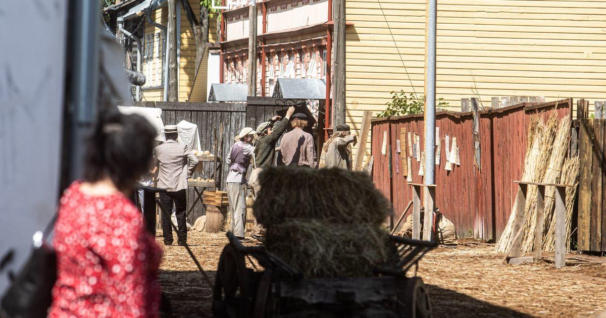 Фото: почему на улице Кёйе снова все, как в 19 веке?