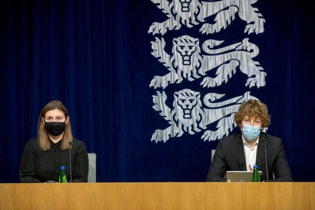ПРЯМАЯ ТРАНСЛЯЦИЯ | Ведомства рассказывают о ситуации с коронавирусом в Эстонии