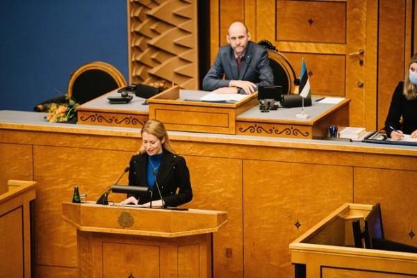Кая Каллас выступила с политическим заявлением о ситуации с коронавирусом