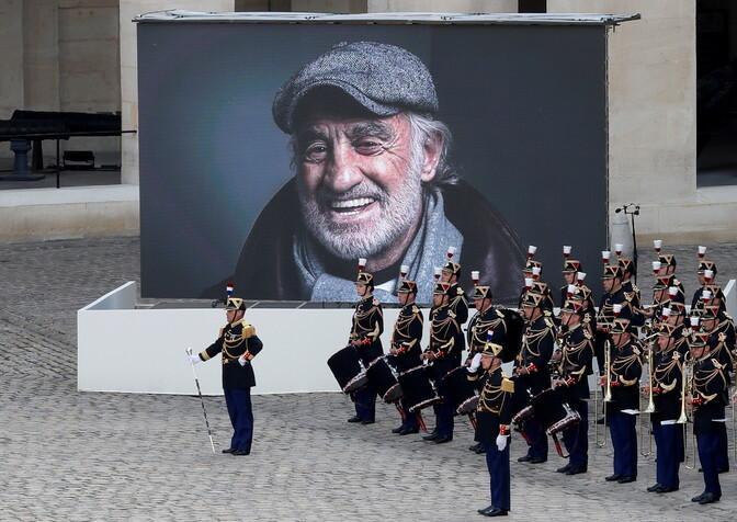 В кинотеатре Artis покажут фильмы с участием Жан-Поля Бельмондо