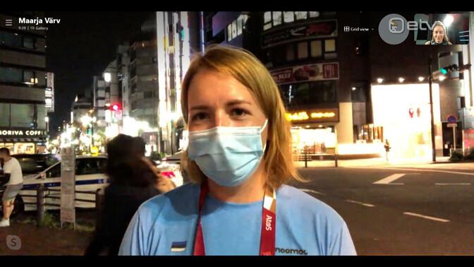 Журналист ERR об ограничениях на Олимпиаде в Токио: из отеля можно выходить на 15 минут