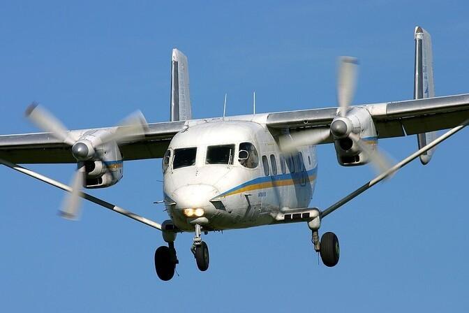 Под Томском пропал самолет Ан-28, на борту находилось 13 человек