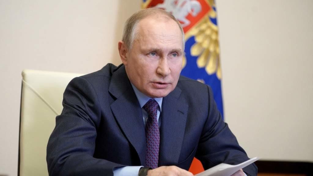 Владимир Путин заявил о важности русского языка для консолидации общества