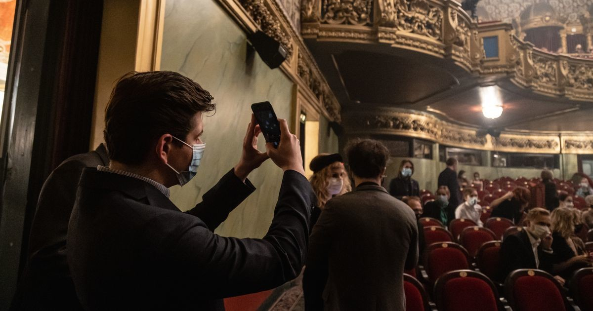 В Русском театре состоится премьера спектакля «Мастер и Маргарита»