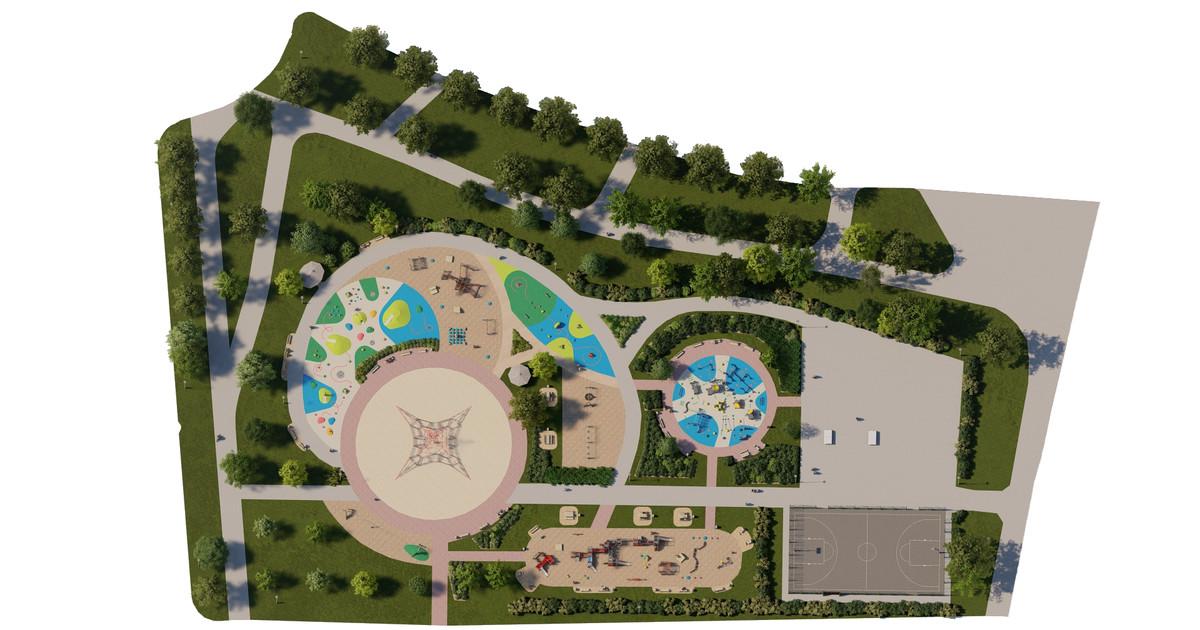 В Тарту построят уникальный спортивный парк