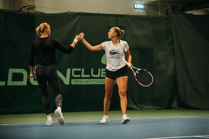 Кайа Канепи после US Open поднялась на пять мест в рейтинге WTA