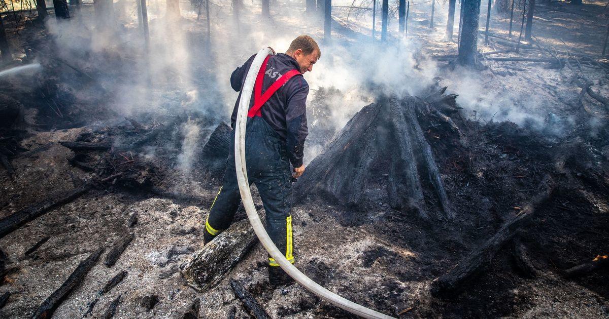 С сегодняшнего дня начинается пожароопасный период