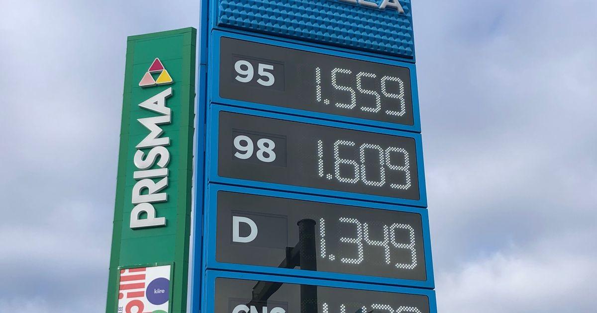 Цены на моторное топливо опять выросли