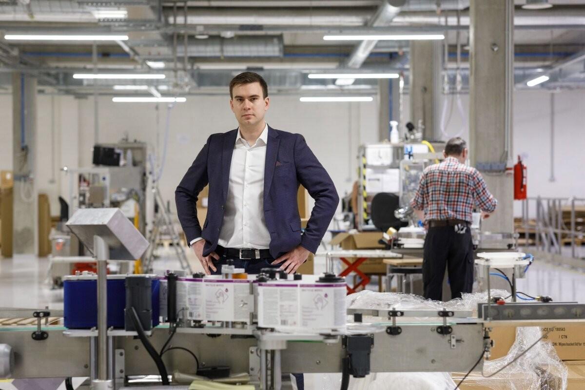 Эстонский спрей от коронавируса может появиться на рынке уже в первом квартале